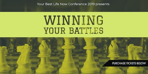 YBLN Conference 2019 - Winning Your Battles
