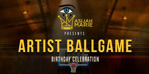 Asijah Marie's Artist Ballgame