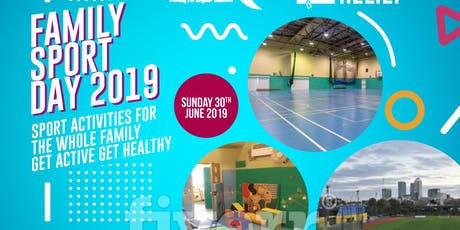 Family Sport Day 2019 tickets