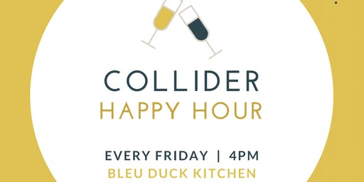 Collider Coworking Community Happy Hour