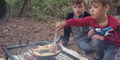 Wild Days Out: Little Campfire Challenge!