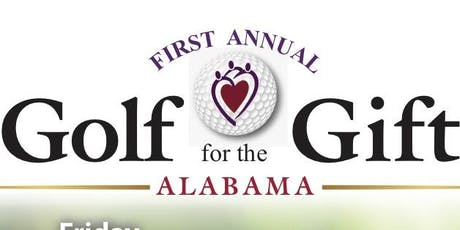 Golf for the Gift tickets