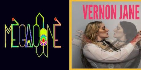 Vernon Jane And Megacone Double Headline  tickets