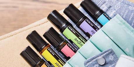 Emotional Well-Being Essential Oil Workshop tickets