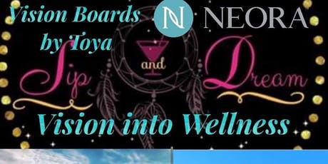 Vision and Wellness Vision Board Workshop  tickets