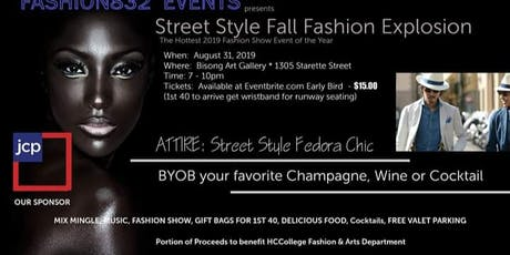Street Style Fall Fashion Explosion tickets