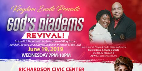 God's Diadems Revival!! tickets