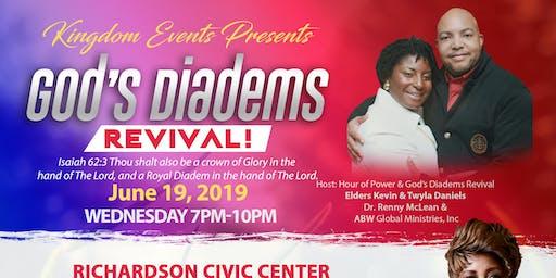 God's Diadems Revival!!