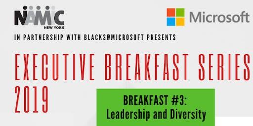 Executive Breakfast Series #3 with Adeola Adejobi