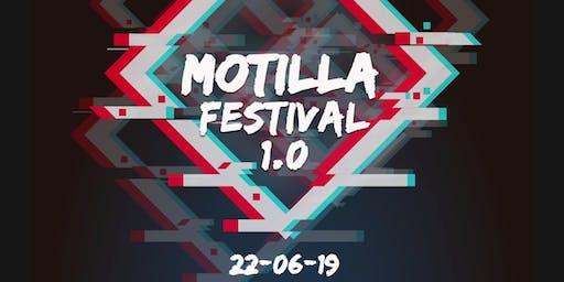 MOTILLA FESTIVAL 1.0