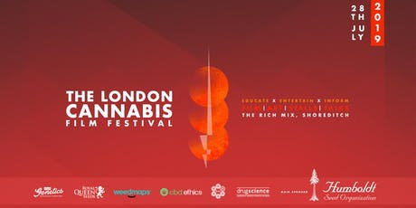 The London Cannabis Film Festival 2019 tickets