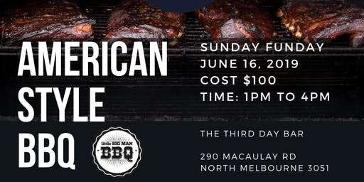 Melbourne Winter Care Package BBQ Fundraiser