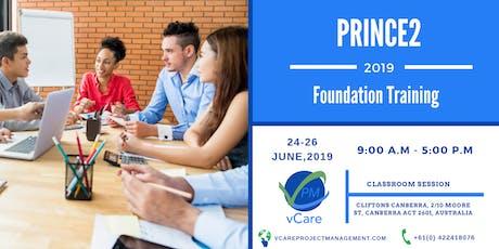 Prince2 Foundation Training | Canberra | Australia | June | 2019 tickets