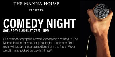 Comedy Night at The Manna House
