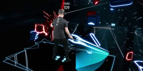 Beat Saber and Art of Mixed Reality tickets