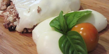 MOZZARELLA & BURRATA on a Saturday Cheese Making Class tickets