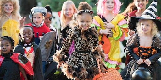 Halloween Safe-Tacular at the Ronald Kirk Bridge