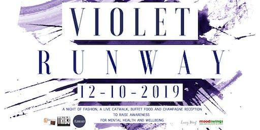 Violet Runway-Ibiza nights