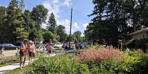2019 Manitoba Master Gardener Association Garden Bike Tour