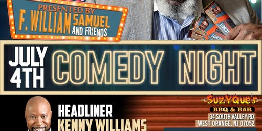 F. William Samuel and Friends presents Chocolate Thursdays Comedy Night-Season 4