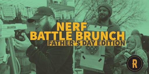 Nerf Battle Brunch in Memphis