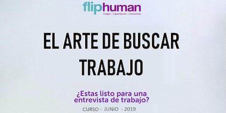 EL ARTE DE BUSCAR TRABAJO entradas