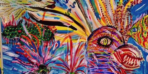 Mindfulness Painting Experience