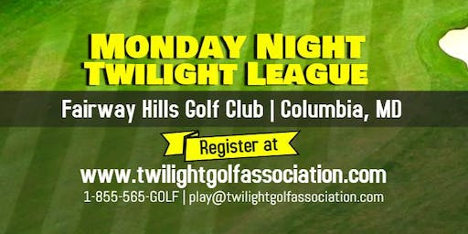 Monday Twilight League at Fairway Hills Golf Club