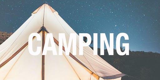 Camping at Beverly Beach