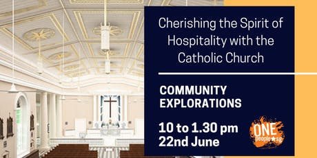 Heartland Dialogues and Experiences: Community Explorations - Cherishing the Spirit of Hospitality with the Catholic Church tickets