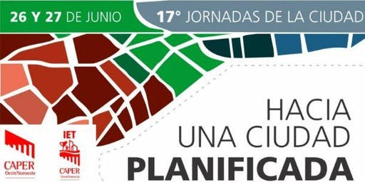 17º Jornadas de la Ciudad