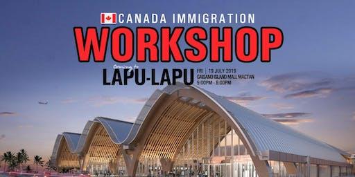 Canada Immigration Workshop - LAPU-LAPU CITY