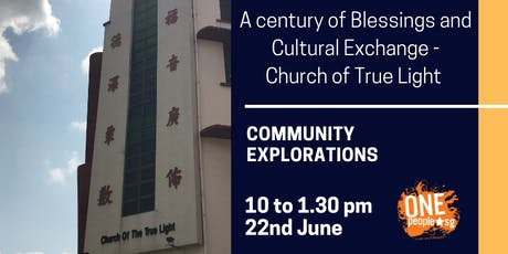 Heartland Dialogues and Experiences: Community Explorations - A Century of Blessings & Cultural Exchange with Church of the True Light tickets