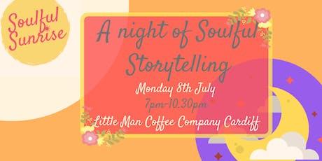Soulful Storytelling with Soulful Sunrise tickets