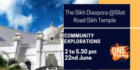 Heartland Dialogues and Experiences: Community Explorations - The Sikh Diaspora @ Silat Road Sikh Temple tickets