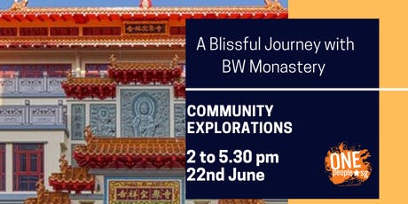 Heartland Dialogues and Experiences: Community Explorations - A Blissful Journey with BW Monastery tickets