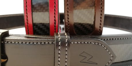 TBM and ZEEK Carbon Fibre and Leather Belts: Official Launch Experience tickets