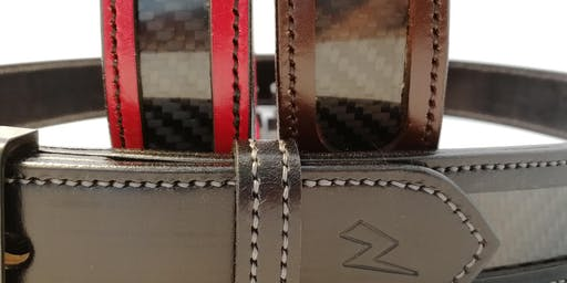 TBM and ZEEK Carbon Fibre and Leather Belts: Official Launch Experience