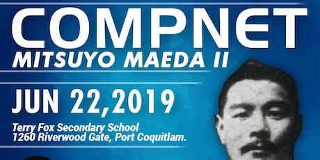 Compnet Mitsuyo Maeda II - Entry Ticket  tickets