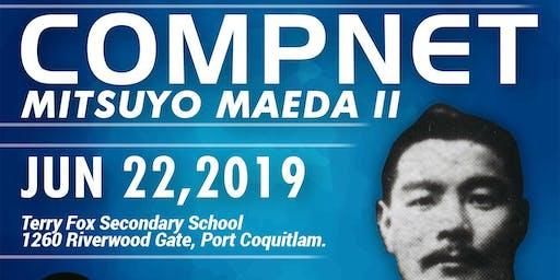 Compnet Mitsuyo Maeda II - Entry Ticket