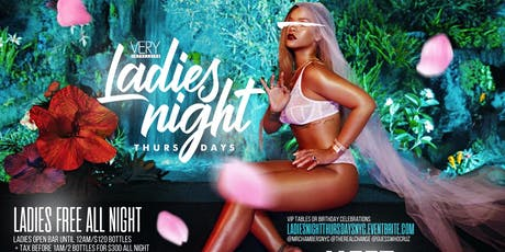 Ladies Night Thursdays Inside Lotus Lounge ( Queens  ) tickets