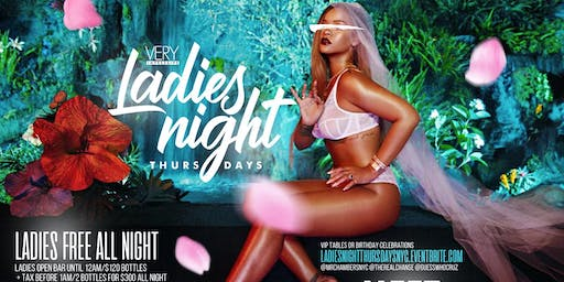 Ladies Night Thursdays Inside Lotus Lounge ( Queens  )