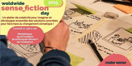 WorldWide SenseFiction Day 2019 billets