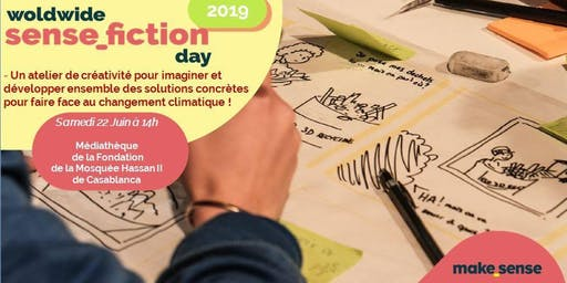 WorldWide SenseFiction Day 2019