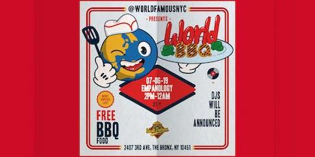 World BBQ tickets