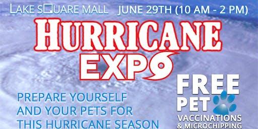 Hurricane Expo and Pet Clinic