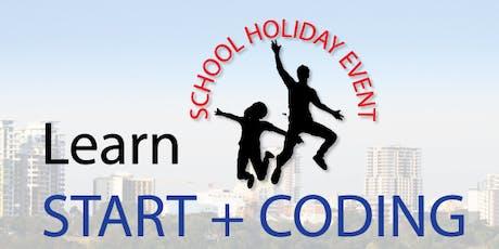 Start + Coding tickets