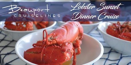 Lobster Dinner Cruise tickets