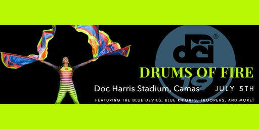 Drums of Fire - Portland's Premiere DCI Event