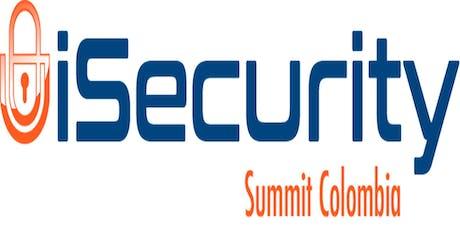 (RP) Talleres iSecurity Summit Colombia - Edición Cartagena entradas